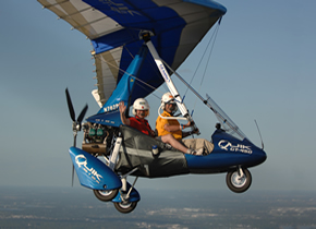 Have a Trial Flight in a flex-wing microlight